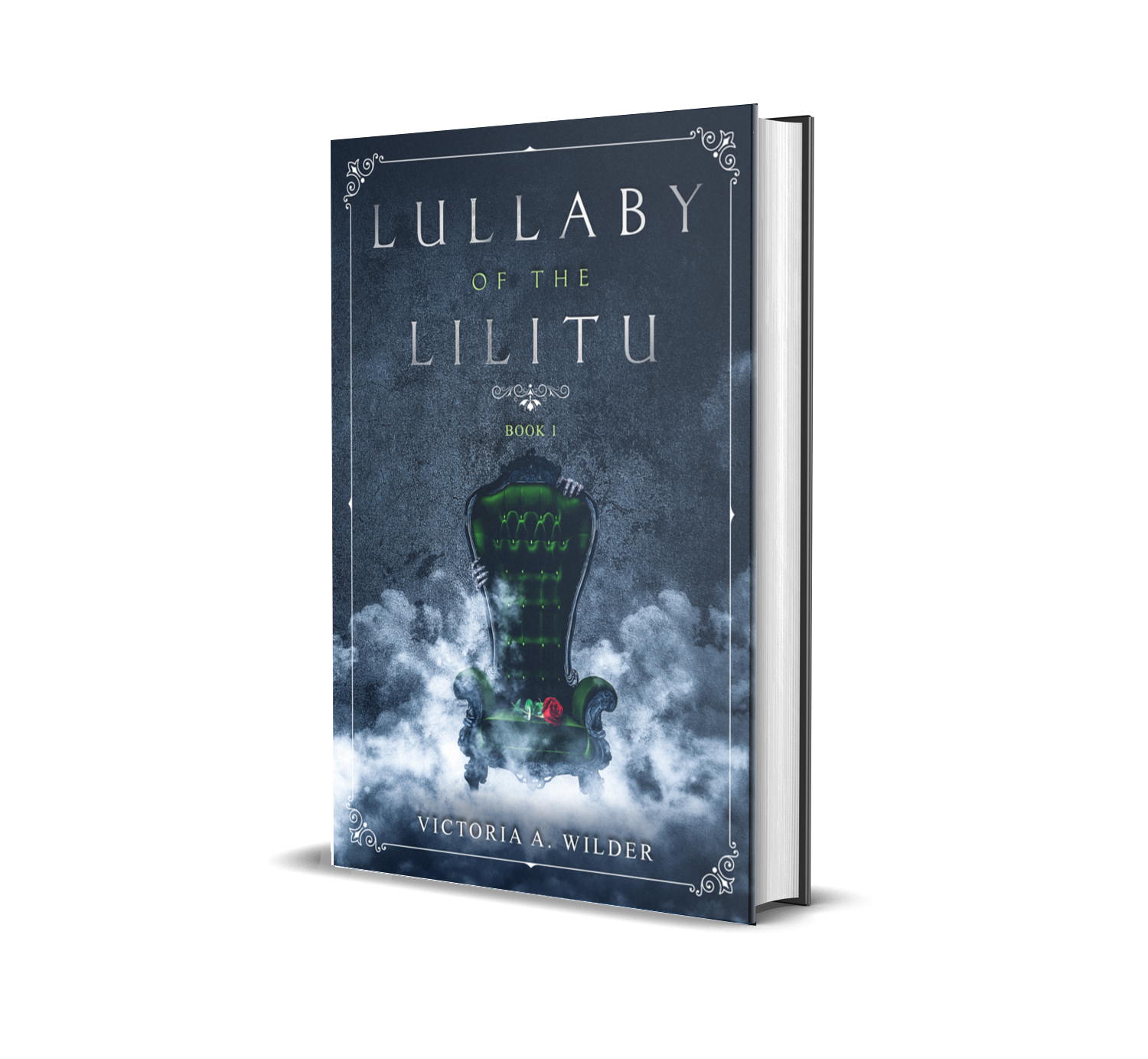 Unsigned Lullaby of the Lilitu Hardback